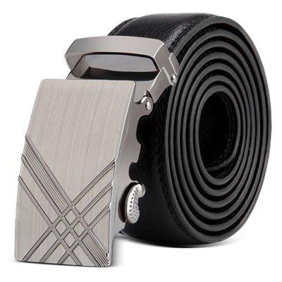 Fashion Genuine Leather Trouser Belt for Men