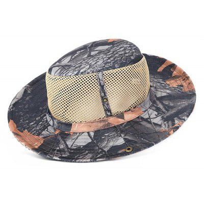 CTSmart AT8708 Male Multifunctional Fishing Walking Sun Hat