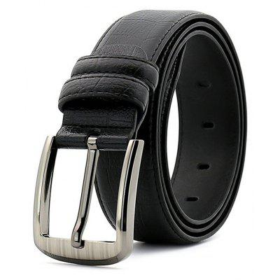 All-match Leisure Genuine Leather Trouser Belt for Men