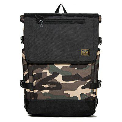 Outdoor Stylish Camouflage Backpack for Men