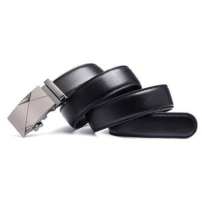 Western Style Business Trouser Belt with Alloy Buckle for MenMens Belts<br>Western Style Business Trouser Belt with Alloy Buckle for Men<br><br>Belt Buckle Type: Automatic Buckle<br>Material: Leather<br>Package Size(L x W x H): 15.00 x 9.00 x 10.00 cm / 5.91 x 3.54 x 3.94 inches<br>Package weight: 0.1800 kg<br>Packing List: 1 x Belt<br>Product weight: 0.1550 kg<br>Style: Business