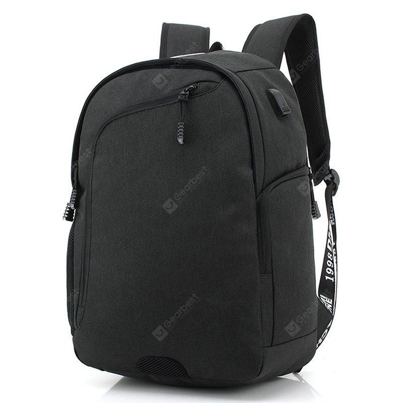 Men Stylish 15 inch Laptop Backpack with USB Port