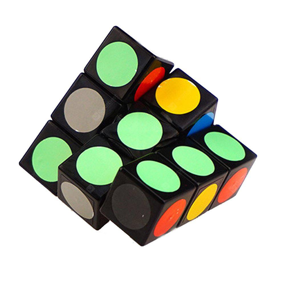 ABS Puzzle Toy Magic Cube 3 x 3 x 1