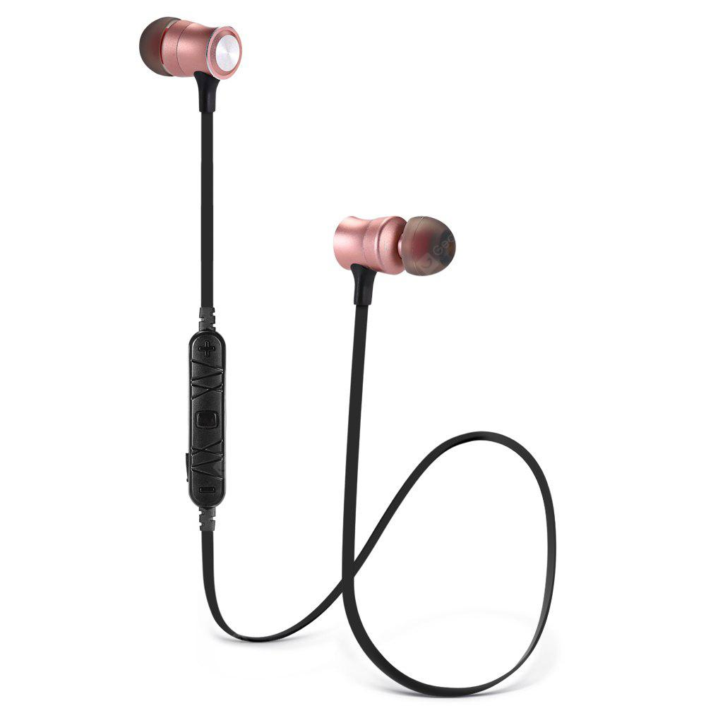RIVERSONG A01 Magnetic Stereo Bluetooth Sports Earbuds