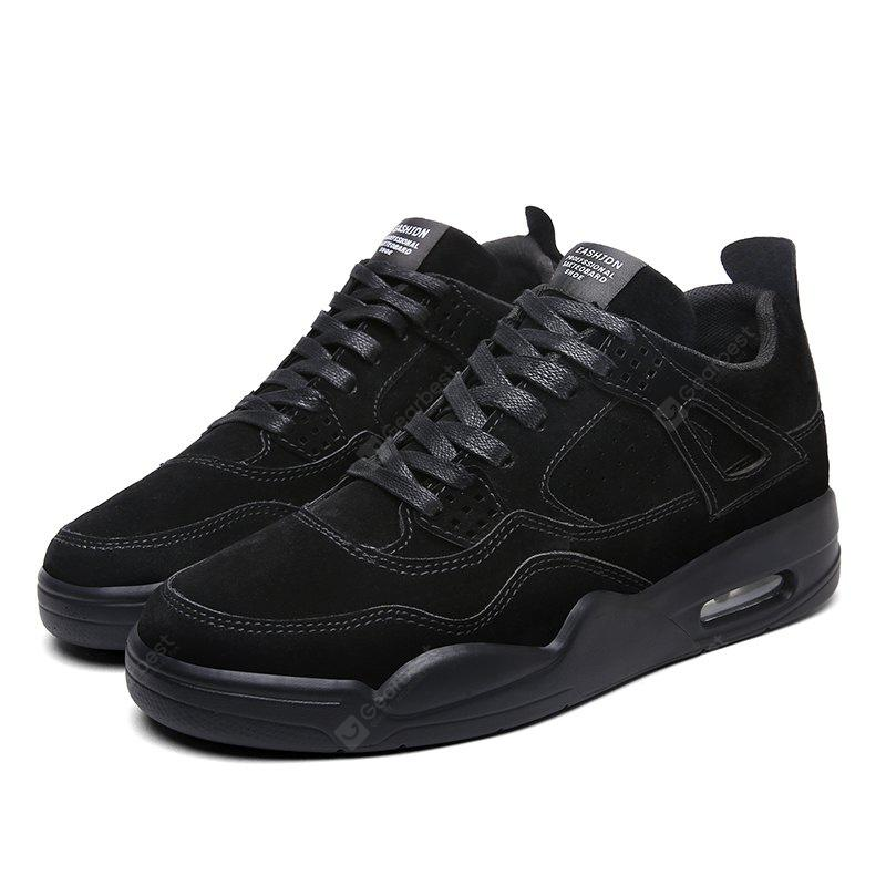 Fashion Casual Lace-up Sports Shoes for Men