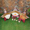 MCYH 284 1PC Christmas Doll Throw Pillow Decoration Gift - COLORMIX