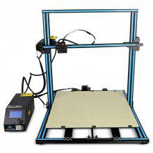 Creality3D CR - 10 500 x 500 x 500mm 3D Printer DIY Kit - EU BLUE AND BLACK