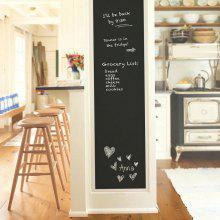 Aooyaoo Removable Blackboard Sticker Room Decoration