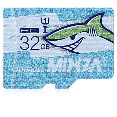 Gearbest MIXZA TOHAOLL Ocean Series 32GB Micro SD Memory Card à 8.58 euros avec le code Bfriday098