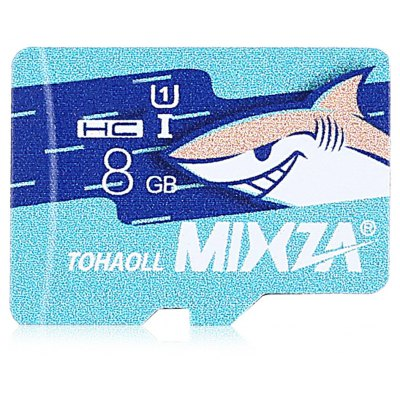 Gearbest MIXZA TOHAOLL Ocean Series 8GB Micro SD Memory Card
