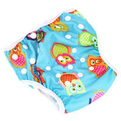 A46 Leakproof Adjustable Baby Swim Diaper for Kids