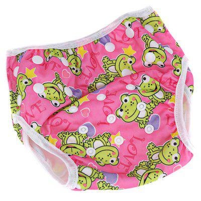 A57 Leakproof Adjustable Baby Swim Diaper for Kids