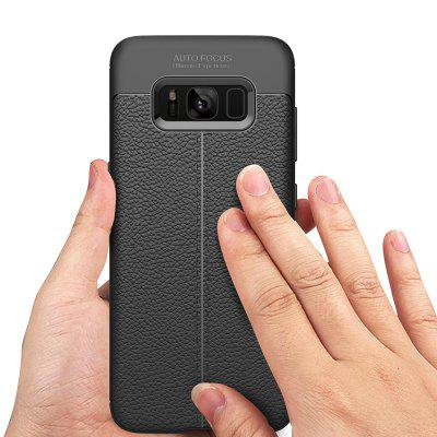 Luanke Lichee Veins TPU Case for Samsung Galaxy S8 PlusSamsung S Series<br>Luanke Lichee Veins TPU Case for Samsung Galaxy S8 Plus<br><br>Brand: Luanke<br>Compatible with: Samsung Galaxy S8 Plus<br>Features: Anti-knock, Back Cover, Button Protector, Dirt-resistant<br>For: Samsung Mobile Phone<br>Material: TPU, PU Leather<br>Package Contents: 1 x Phone Case<br>Package size (L x W x H): 21.00 x 13.00 x 1.90 cm / 8.27 x 5.12 x 0.75 inches<br>Package weight: 0.0310 kg<br>Product size (L x W x H): 16.10 x 7.70 x 1.00 cm / 6.34 x 3.03 x 0.39 inches<br>Product weight: 0.0270 kg<br>Style: Cool, Modern, Special Design