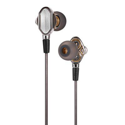 G2 4D Stereo Surround Professional HiFi Earphones with MicEarbud Headphones<br>G2 4D Stereo Surround Professional HiFi Earphones with Mic<br><br>Cable Length (m): 1.2m<br>Compatible with: Mobile phone, iPhone, iPod, MP3, PC, Portable Media Player, Computer<br>Connectivity: Wired<br>Driver type: Dynamic<br>Driver unit: 6mm<br>Features: Extra Bass, Surround Sound<br>Function: Song Switching, Noise Cancelling, Microphone, HiFi, Answering Phone<br>Impedance: 8ohms<br>Material: ABS<br>Model: G2<br>Package Contents: 1 x Earphones, 2 x Pair of Standby Earbud Tips<br>Package size (L x W x H): 17.00 x 8.00 x 3.30 cm / 6.69 x 3.15 x 1.3 inches<br>Package weight: 0.0690 kg<br>Plug Type: 3.5mm, Full-sized<br>Product weight: 0.0160 kg<br>Sensitivity: 110 dB<br>Type: In-Ear