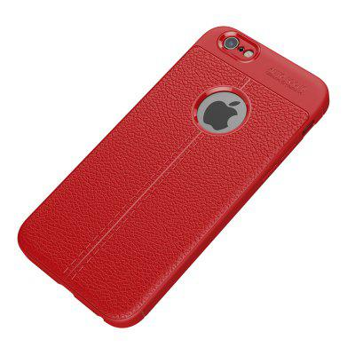 Luanke Lichee Veins TPU Protective Case for iPhone 6 / 6s PlusiPhone Cases/Covers<br>Luanke Lichee Veins TPU Protective Case for iPhone 6 / 6s Plus<br><br>Brand: Luanke<br>Compatible for Apple: iPhone 6 Plus, iPhone 6S Plus<br>Features: Anti-knock, Back Cover, Button Protector, Dirt-resistant<br>Material: TPU, PU Leather<br>Package Contents: 1 x Phone Case<br>Package size (L x W x H): 20.50 x 12.00 x 1.90 cm / 8.07 x 4.72 x 0.75 inches<br>Package weight: 0.0300 kg<br>Product size (L x W x H): 16.10 x 8.20 x 1.00 cm / 6.34 x 3.23 x 0.39 inches<br>Product weight: 0.0250 kg<br>Style: Cool, Modern, Solid Color