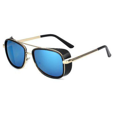 Classic Neutral PC Lens Western Style Sunglasses