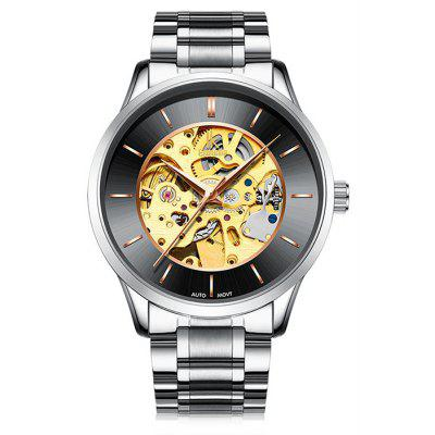 IKCOLOURINGK Male Stylish Mechanical Watch