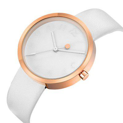 CRRJU 2124 Women Stylish Leather Band Quartz WatchWomens Watches<br>CRRJU 2124 Women Stylish Leather Band Quartz Watch<br><br>Band material: Leather<br>Band size: 22.5 x 1.8cm<br>Brand: CRRJU<br>Case material: Alloy<br>Clasp type: Pin buckle<br>Dial size: 3.8 x 3.8 x 0.8cm<br>Display type: Analog<br>Movement type: Quartz watch<br>Package Contents: 1 x Watch, 1 x Case<br>Package size (L x W x H): 9.00 x 9.00 x 6.00 cm / 3.54 x 3.54 x 2.36 inches<br>Package weight: 0.0660 kg<br>Product size (L x W x H): 22.50 x 3.80 x 0.80 cm / 8.86 x 1.5 x 0.31 inches<br>Product weight: 0.0360 kg<br>Shape of the dial: Round<br>Watch mirror: Acrylic<br>Watch style: Fashion, Casual<br>Watches categories: Female table<br>Water resistance: Life water resistant