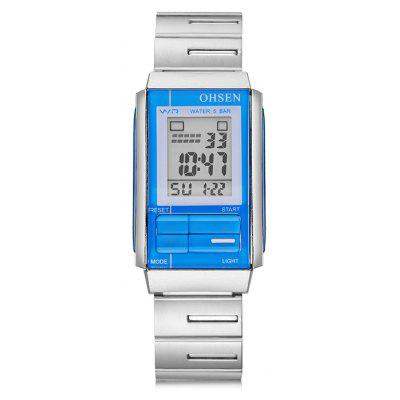 OHSEN 1703 Casual Fashionable Digital Watch