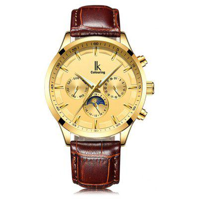 IKCOLOURINGK Trendy Male Mechanical Watch