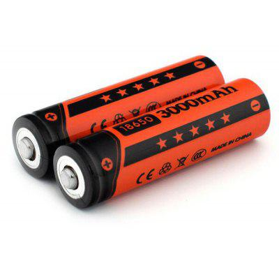 YCDC 2PCS Li-ion Rechargeable Battery