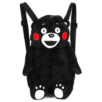 Fashionable Bear Backpack Design Backpack Doll