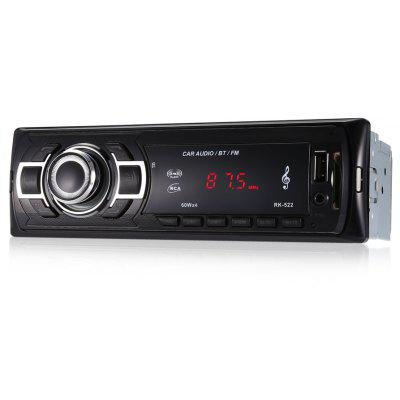 RK - 522 Universal Bluetooth Car Head Unit Player