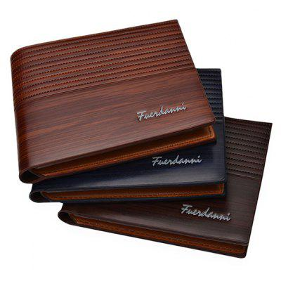 Bifold Men WalletWallets<br>Bifold Men Wallet<br><br>Color: Blue,Brown,Coffee<br>Material: Leather<br>Package Size(L x W x H): 20.00 x 13.00 x 6.00 cm / 7.87 x 5.12 x 2.36 inches<br>Package weight: 0.1400 kg<br>Packing List: 1 x Bifold Male Wallet<br>Product Size(L x W x H): 12.00 x 10.00 x 2.00 cm / 4.72 x 3.94 x 0.79 inches<br>Product weight: 0.0100 kg<br>Style: Business, Casual