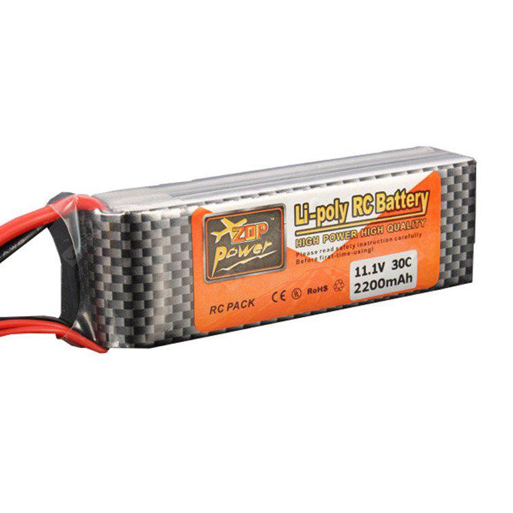 ZOP Power 11.1V 2200mAh 30C LiPo Battery