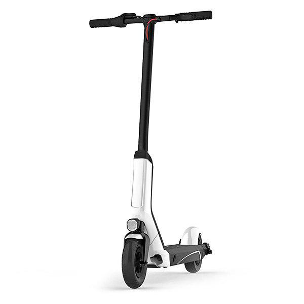 Xiaomi EUNI ES808 8 inch Tire 5.2Ah Folding Electric Scooter - WHITE