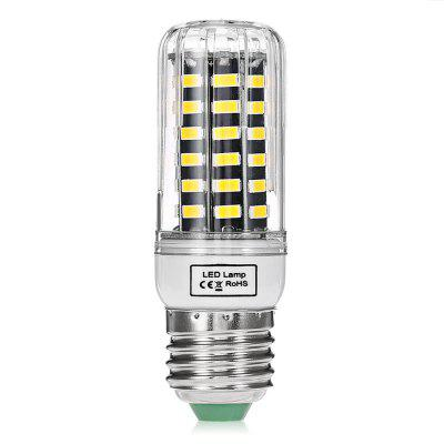 1PC SMD5733 500lm 5W LED Corn Light AC220 - 240VCorn Bulbs<br>1PC SMD5733 500lm 5W LED Corn Light AC220 - 240V<br><br>Angle: 270degree<br>Available Light Color: White<br>CCT/Wavelength: 6000-6500K<br>Emitter Types: SMD 5733<br>Features: Dimmable<br>Function: Home Lighting<br>Holder: E27<br>Lifespan: more than 50000hrs<br>Luminous Flux: 500lm<br>Package Contents: 1 x Corn Light<br>Package size (L x W x H): 3.70 x 3.70 x 10.50 cm / 1.46 x 1.46 x 4.13 inches<br>Package weight: 0.0330 kg<br>Product size (L x W x H): 2.70 x 2.70 x 9.50 cm / 1.06 x 1.06 x 3.74 inches<br>Product weight: 0.0280 kg<br>Sheathing Material: Plastic<br>Type: Corn Bulbs<br>Voltage (V): AC 220-240<br>Wattage Range: 5-10W