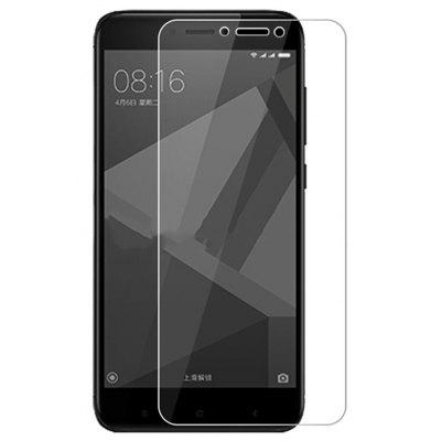 Naxtop Transparent Screen Film Protector Tempered Glass Membrane for Xiaomi Redmi Note 5A Standard Ed. ( 2GB + 16GB ) -