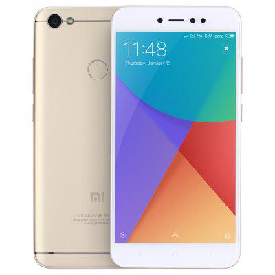 Buy CHAMPAGNE GOLD Xiaomi Redmi Note 5A 4G Phablet 4GB + 64GB for $273.35 in GearBest store