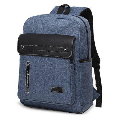 Men Stylish Water-resistant Laptop Backpack -  28.23 Free Shipping ... 8a822016ae56e