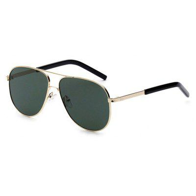 Fashion Stainless Steel Rims Sunglasses for Men