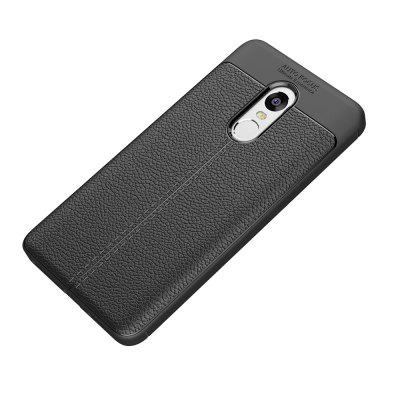Luanke Lichee PU + TPU Case for Xiaomi Redmi Note 4 / 4X explay для смартфона explay craft