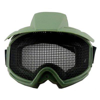 CTSmart MA - 06 Shock Proof Tactical Protective Glasses