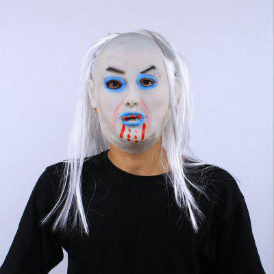 Halloween Costume Decorative Horrible Masquerade MaskHalloween Supplies<br>Halloween Costume Decorative Horrible Masquerade Mask<br><br>Package Contents: 1 x Mask<br>Package size (L x W x H): 21.00 x 16.00 x 4.00 cm / 8.27 x 6.3 x 1.57 inches<br>Package weight: 0.1100 kg<br>Product size (L x W x H): 20.00 x 15.00 x 3.00 cm / 7.87 x 5.91 x 1.18 inches<br>Product weight: 0.1000 kg<br>Usage: Halloween, Party, Performance, Stage