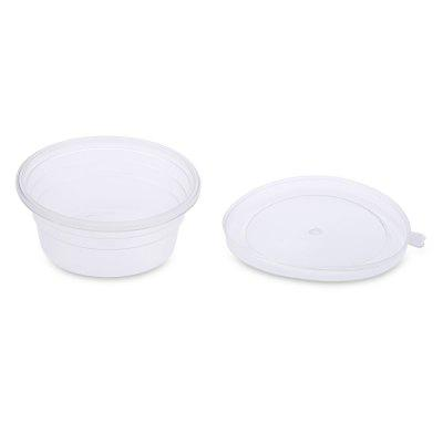 10PCS Round Storage Box for Plasticine / ClaySoft Clay &amp; Tools<br>10PCS Round Storage Box for Plasticine / Clay<br><br>Age Range: &gt; 3 years old<br>Color: Transparent<br>Materials: PP<br>Package Content: 10 x Storage Box<br>Package Dimension: 23.00 x 8.00 x 8.00 cm / 9.06 x 3.15 x 3.15 inches<br>Package Weights: 0.0800KG<br>Product Dimension: 6.80 x 6.80 x 2.80 cm / 2.68 x 2.68 x 1.1 inches<br>Products Type: Storage Box