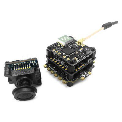 HGLRC XJB F428 - TX20 - ELF F4 Flight Control SystemFlight Controller<br>HGLRC XJB F428 - TX20 - ELF F4 Flight Control System<br><br>Firmware: BLHeli-S<br>Flight Controller Type: F4<br>Functions: Multishot, Oneshot42, DShot600, DShot300, DShot150, Damped Light, Oneshot125<br>Input Voltage: 2 - 4S<br>Package Contents: 1 x XJB F428 - TX20 - ELF F4 Flight Control System, 1 x XJB - ELF FPV Camera<br>Package size (L x W x H): 6.00 x 6.00 x 4.50 cm / 2.36 x 2.36 x 1.77 inches<br>Package weight: 0.0460 kg<br>Product size (L x W x H): 3.10 x 3.10 x 3.50 cm / 1.22 x 1.22 x 1.38 inches<br>Product weight: 0.0160 kg<br>Type: Flight Controller Set, Camera