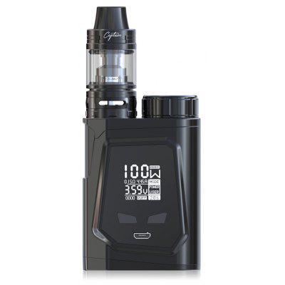 Original IJOY CAPO 100 TC Box Mod Kit with Captain Mini