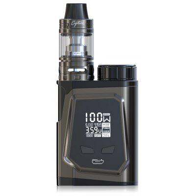 IJOY CAPO 100 TC Box Mod Kit Gun Metal