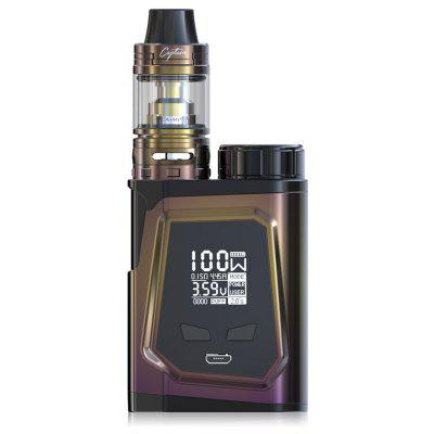 Kit IJOY CAPO 100 TC Box Original avec Capitaine Mini