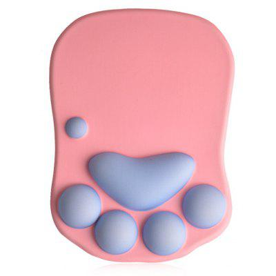 Cute 3D Slip-proof Comfort Mouse Pad with Wrist Rest