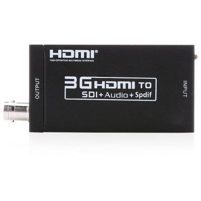 NK - B8 Mini 3G HDMI to SDI Adapter Converter