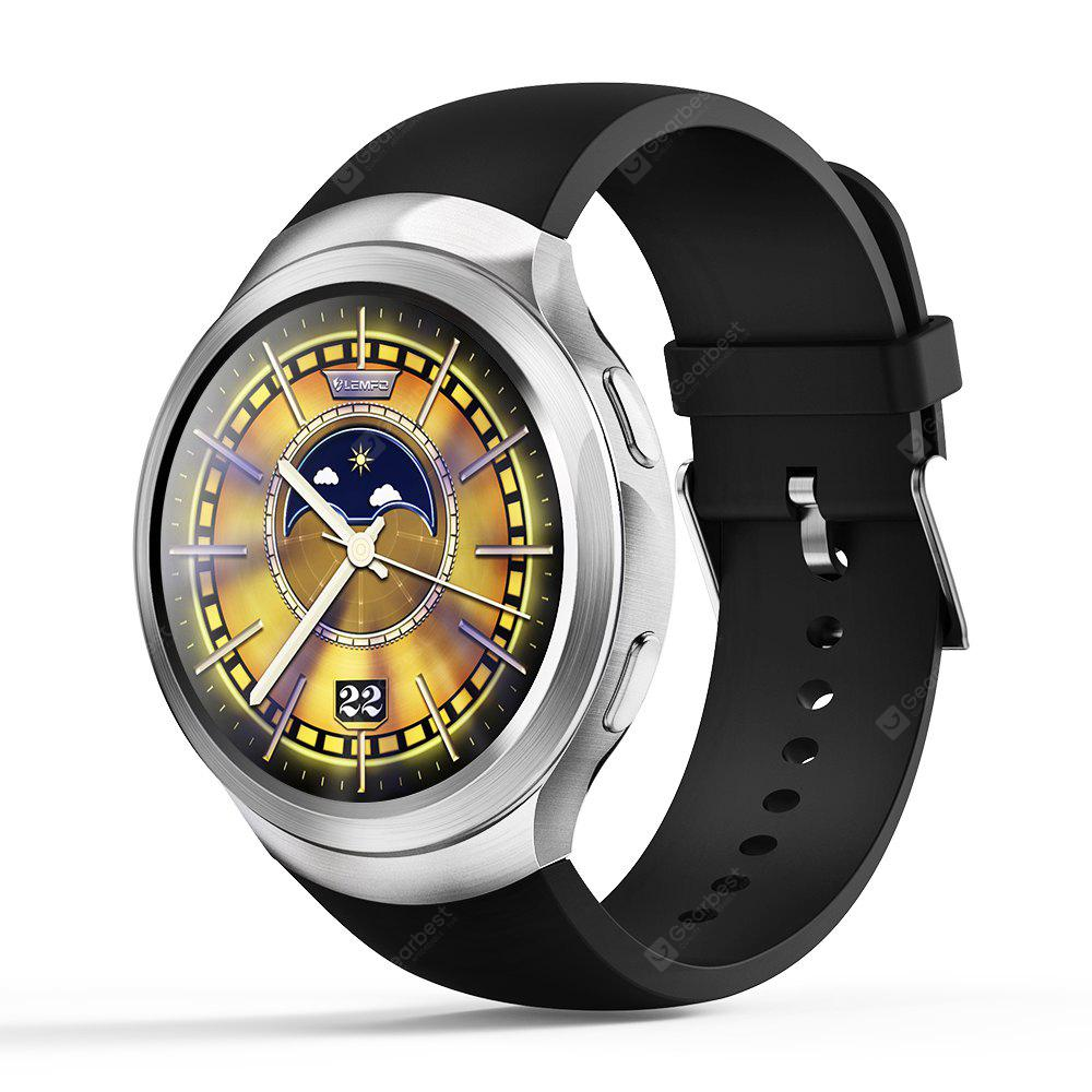 Silver LEMFO LES2 3G Smartwatch Phone Coupons