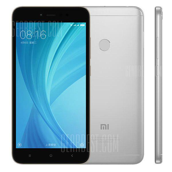 Buy Xiaomi Redmi Note 5A 4G Phablet 4GB + 64GB FROST