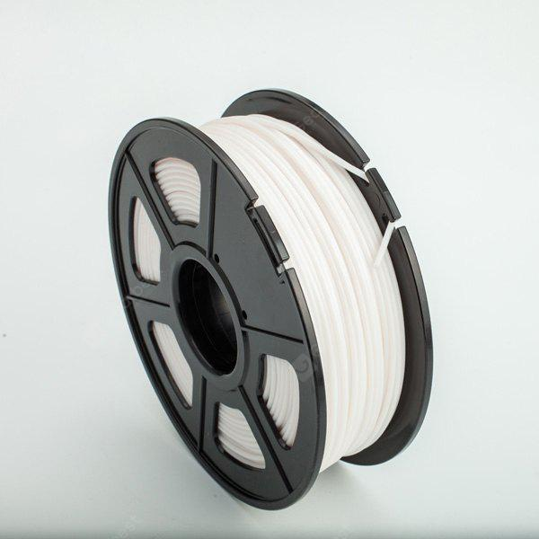 Sunlu 3D Printer Supplies Filament HIPS 3.0mm Consumables Material 135m - WHITE