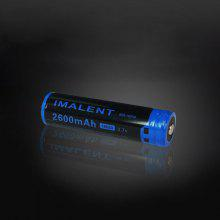 IMALENT MRB - 186P26 18650 2600mAh Rechargeable Li-ion Battery with Protection Board