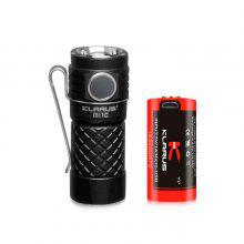 KLARUS Mi1C CREE XP-L HI V3 EDC Mini Flashlight